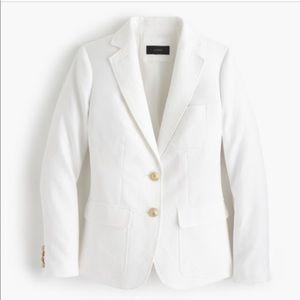 JCREW Rhodes 100% linen blazer